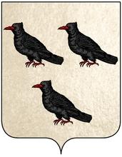 Nobiliaire et armorial de bretagne- Pol potier de Courcy - Tome 1 page 123